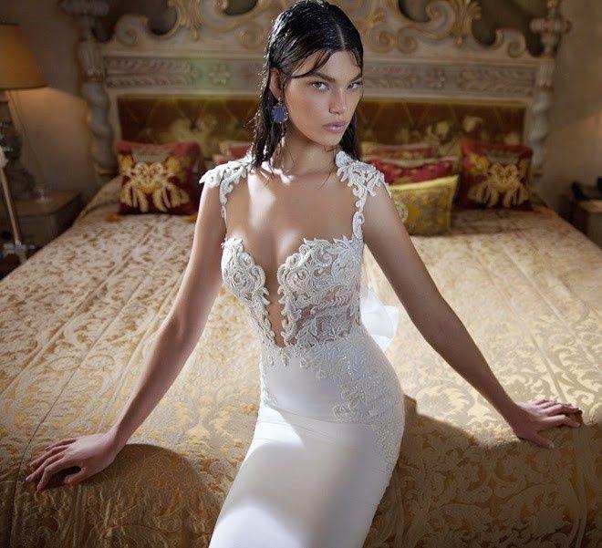 Colección de vestidos de novia - berta bridal 2015 10