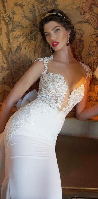 Colección de vestidos de novia - berta bridal 2015 11