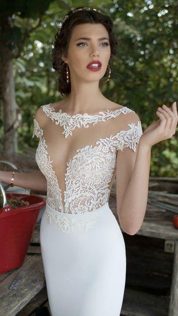 Colección de vestidos de novia - berta bridal 2015 12