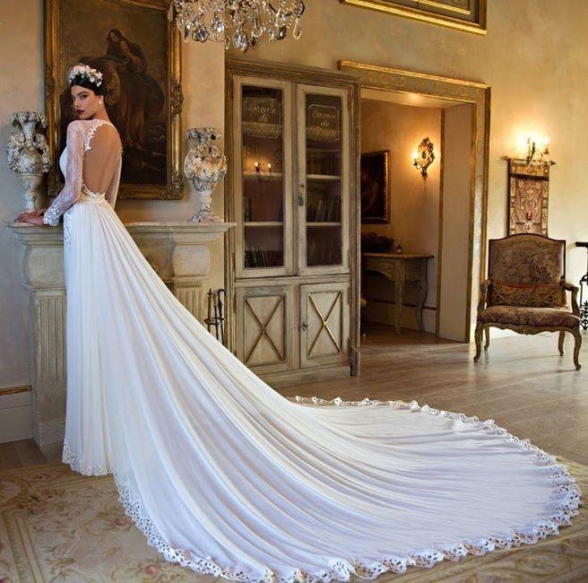 Colección de vestidos de novia - berta bridal 2015 13
