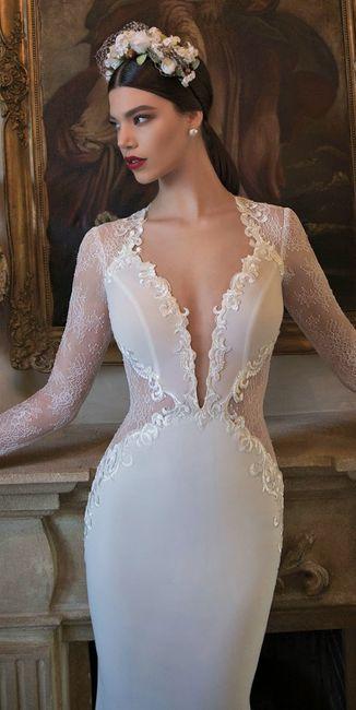 Colección de vestidos de novia - berta bridal 2015 14