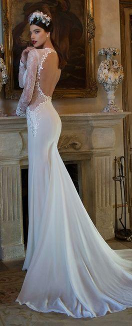 Colección de vestidos de novia - berta bridal 2015 16