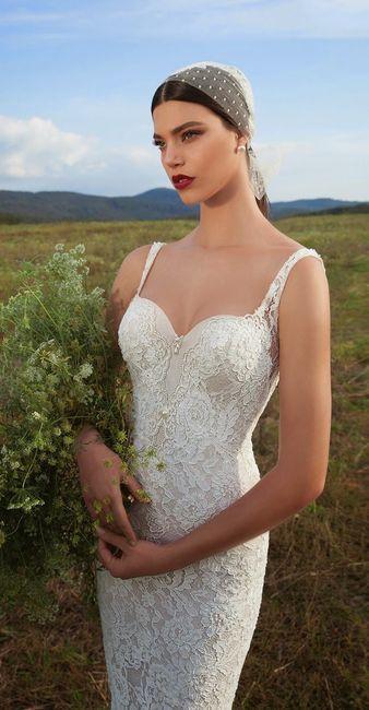 Colección de vestidos de novia - berta bridal 2015 24