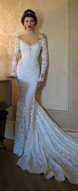 Colección de vestidos de novia - berta bridal 2015 28