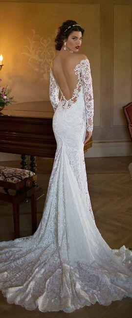 Colección de vestidos de novia - berta bridal 2015 29