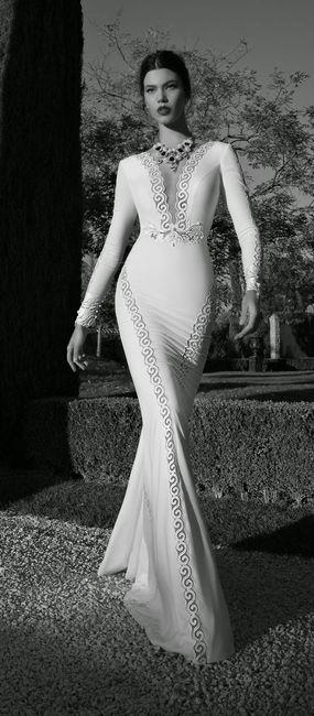 Colección de vestidos de novia - berta bridal 2015 32