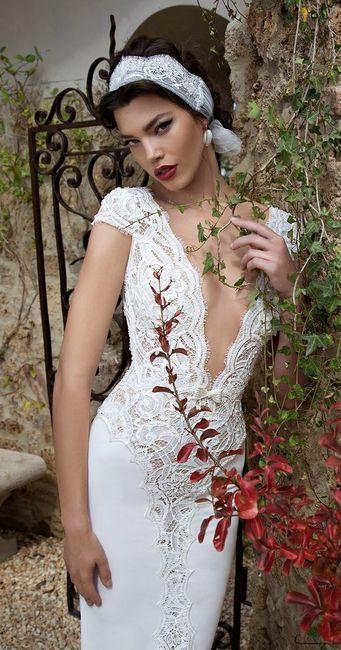 Colección de vestidos de novia - berta bridal 2015 34