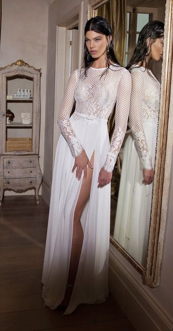 Colección de vestidos de novia - berta bridal 2015 37