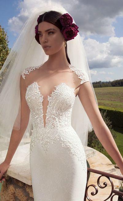 Colección de vestidos de novia - berta bridal 2015 41