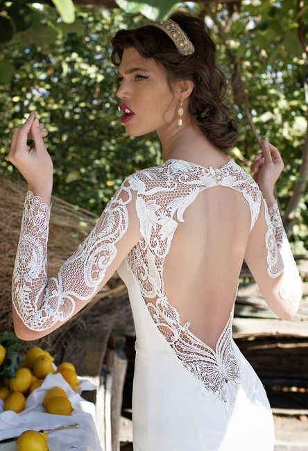 Colección de vestidos de novia - berta bridal 2015 49