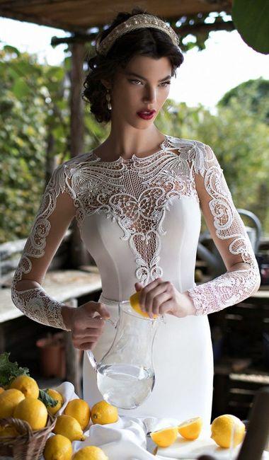 Colección de vestidos de novia - berta bridal 2015 50