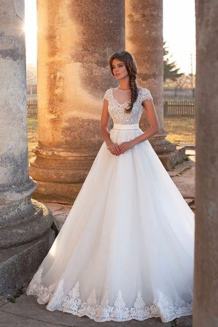 Conhecido Vestidos de noiva: Tendências 2018 KY22