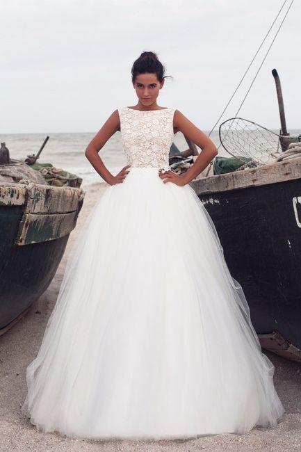e7955a7969 6) Vestidos de noiva  Tendências 2018