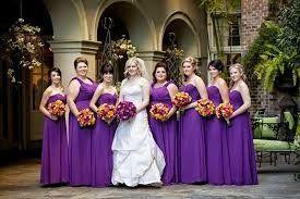 Preciso de ideias nas cores dos vestidos das madrinhas e arrumação do salão - 4