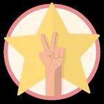 Super Star. Você demonstrou que é uma estrela-guia na comunidade! Felicidades!