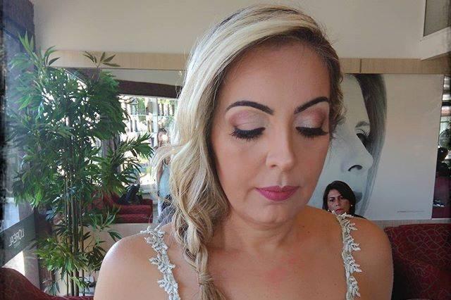 Andressa Bortoli Make Up