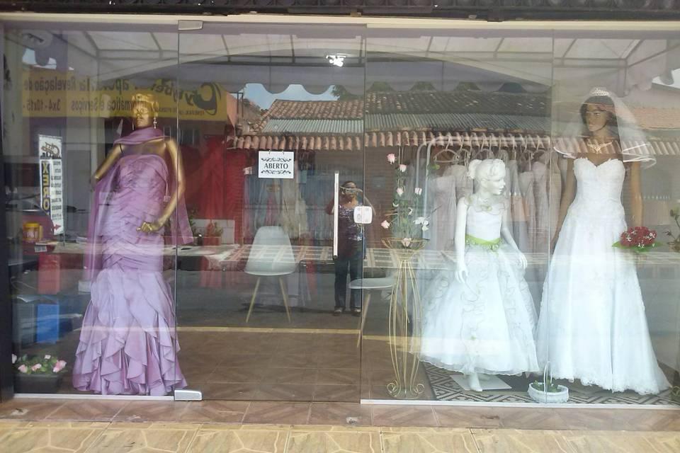 Noivas e Festas
