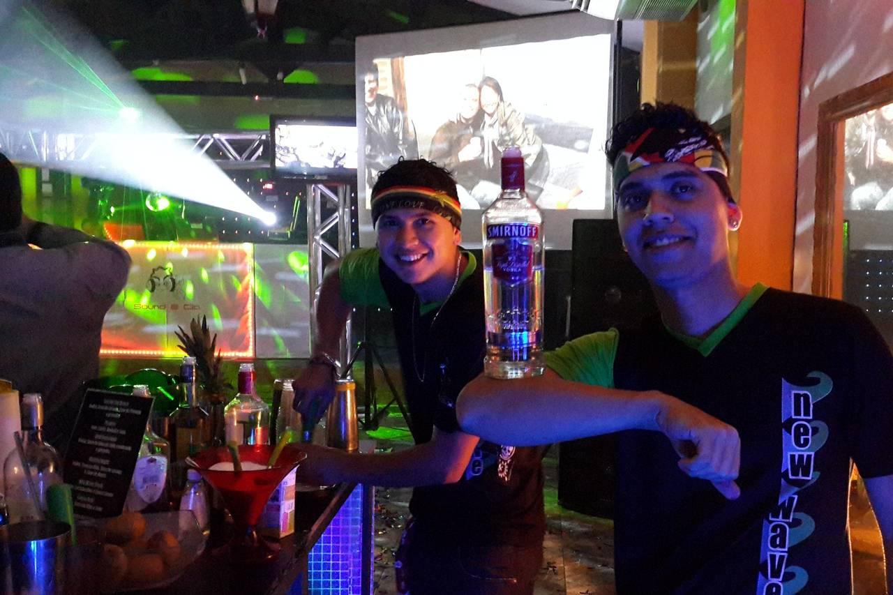 New Wave Bartenders