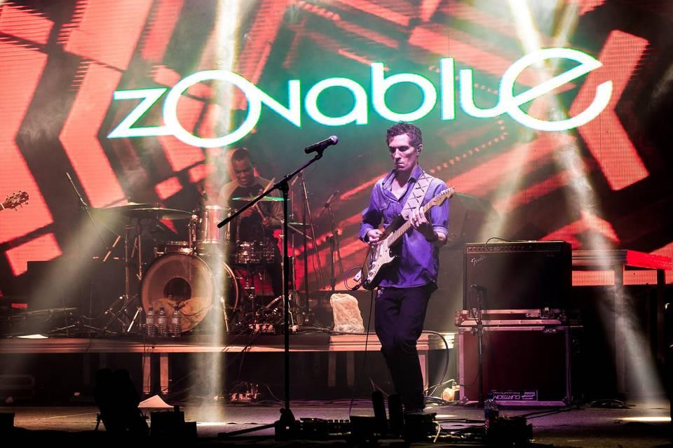 Banda Zona Blue