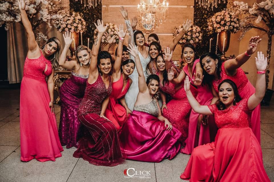 Casamentos e decoração