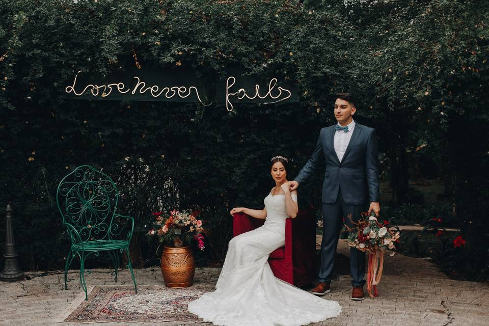 Casamento Cinco Elementos