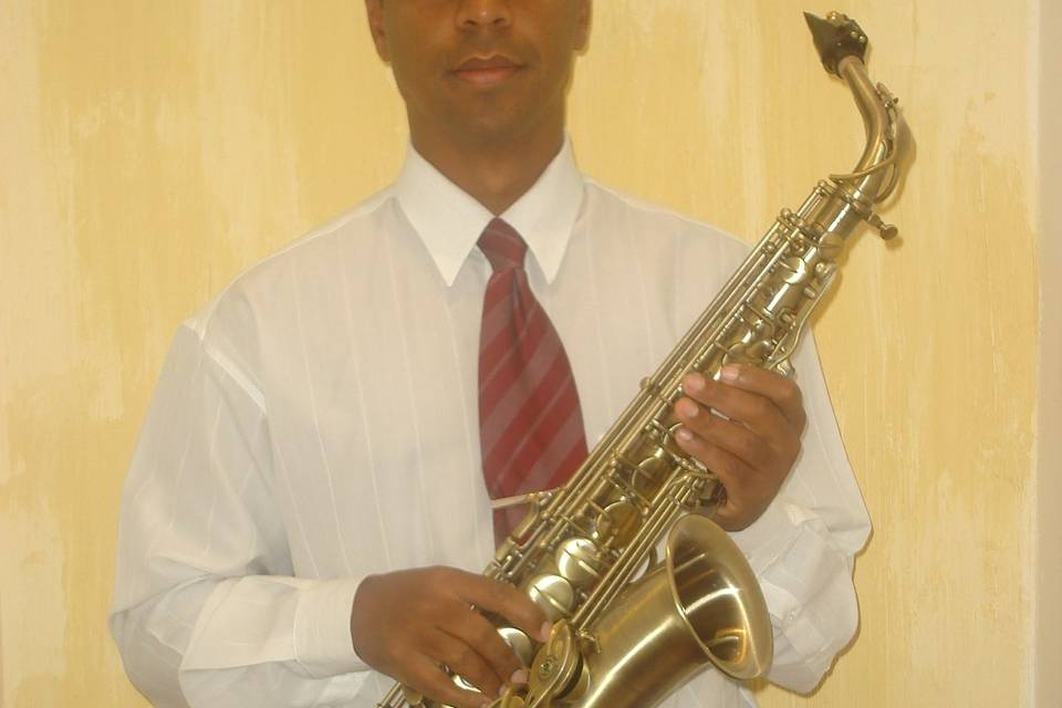 Sergio saxofonista