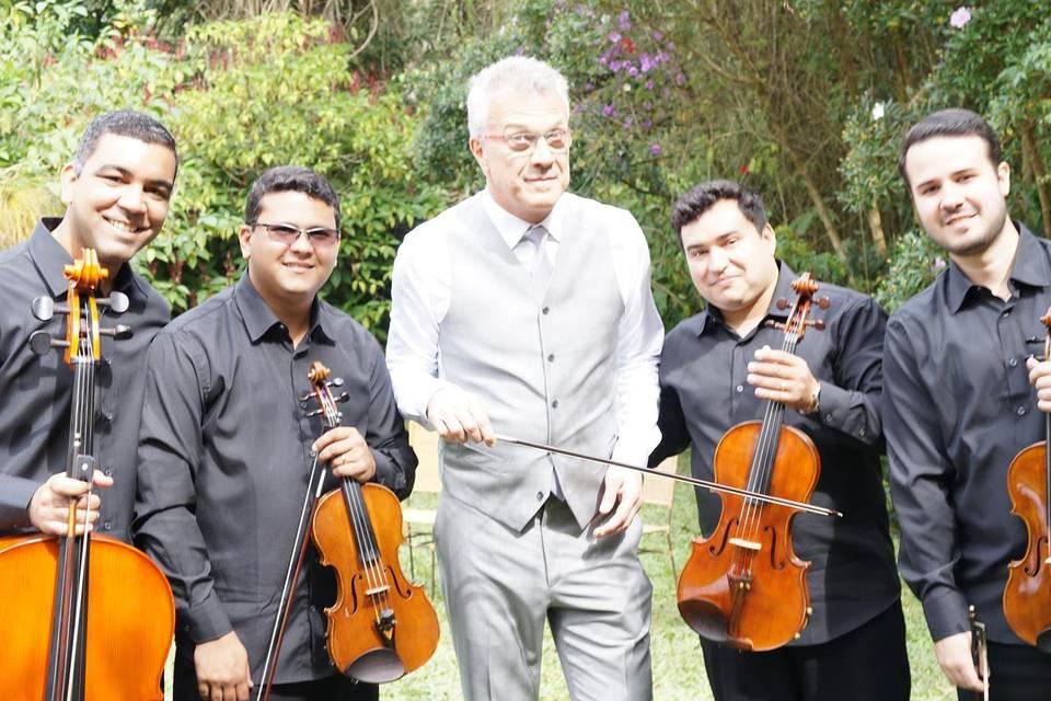 Quarteto Novo Mundo