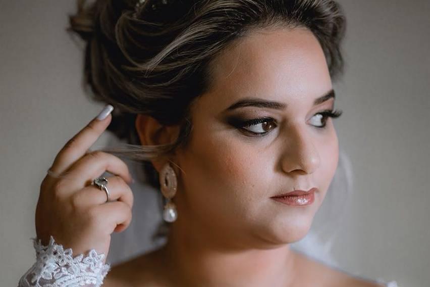 Drica Brandão Make & Hair