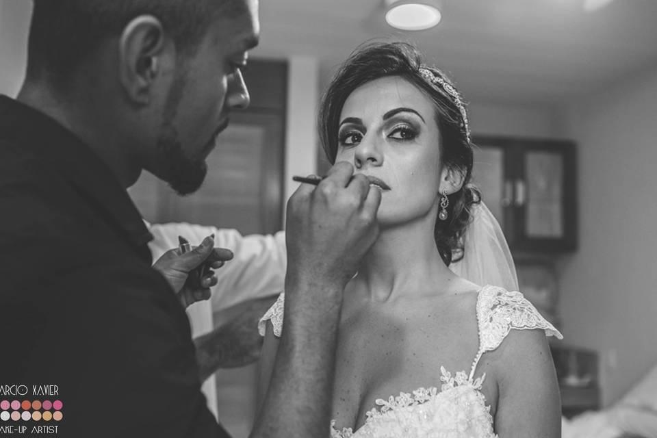 Marcio Xavier Make-Up Artist