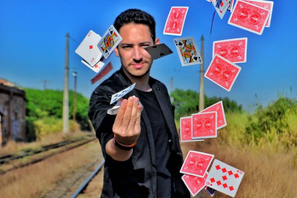Fernando Lazzaro Ilusionista