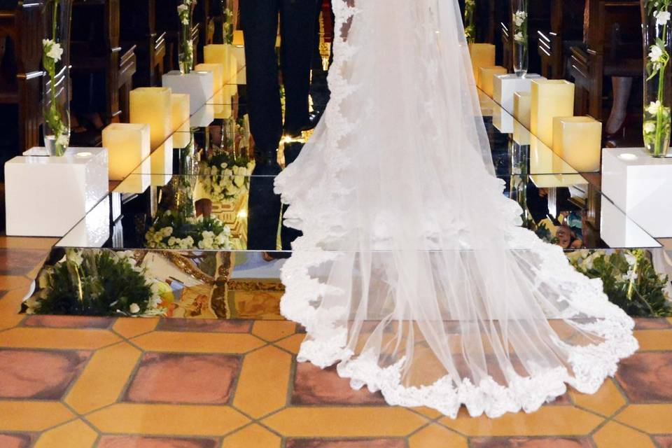 Elias Gomes casamento