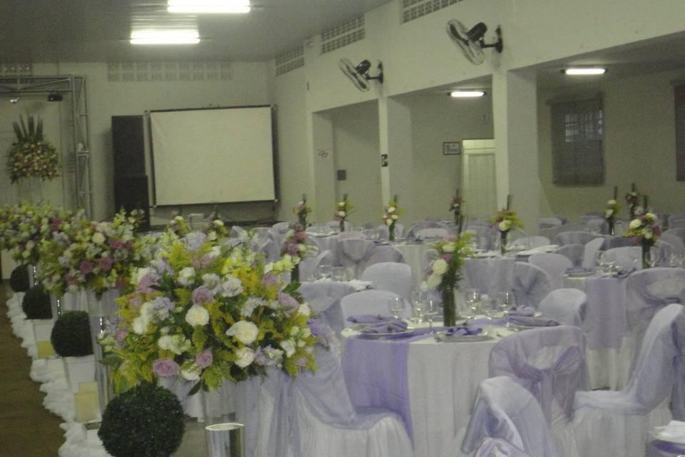 Salão de Festas Santa Genoveva