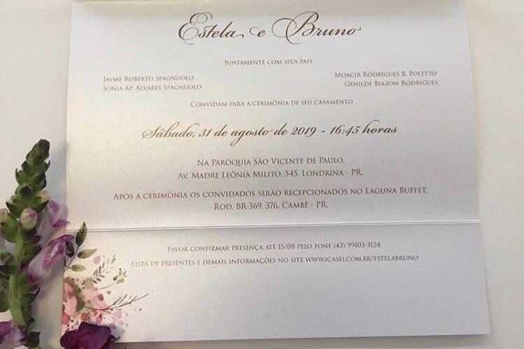 Convite roma externo