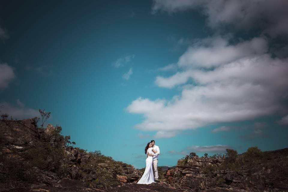 Pre´-wedding