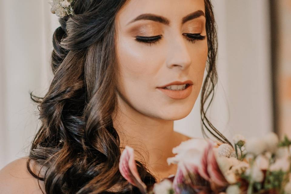 Cecília Cabral Makeup