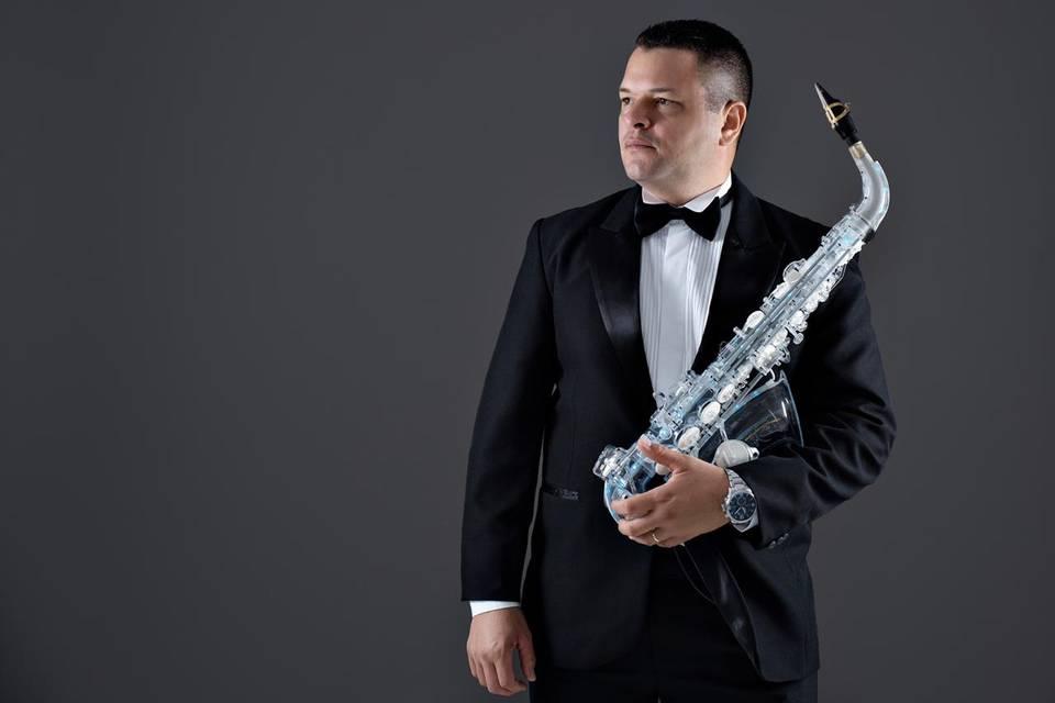 Marcos Gonçalves Saxofonista