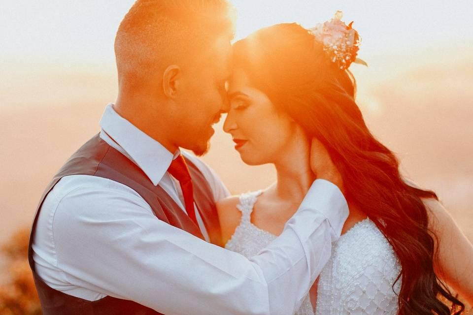 Pós-wedding Tati e Wanderson