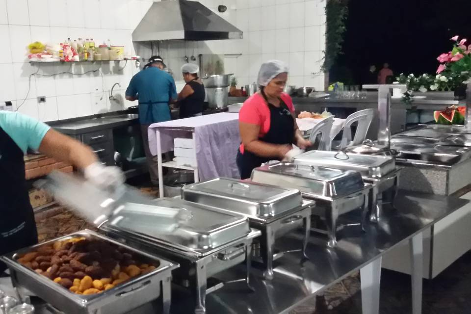 Buffet Lírio