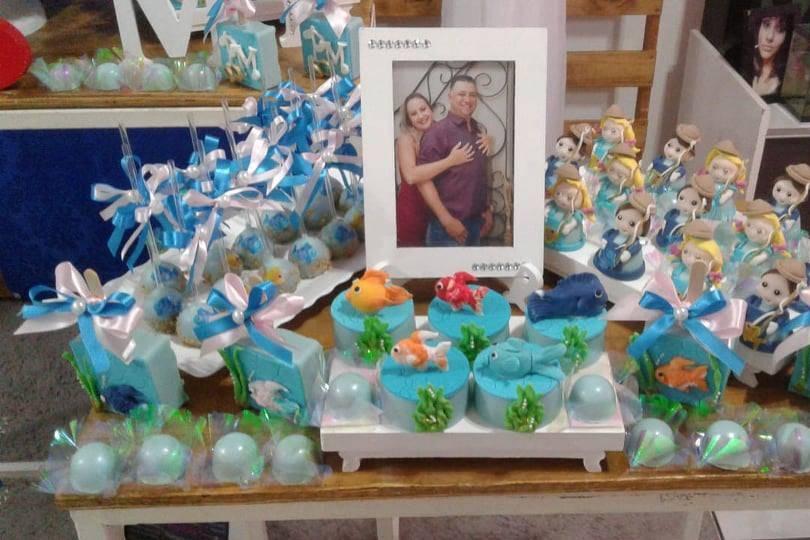 Cupcakes Danpasele Três Irmãs