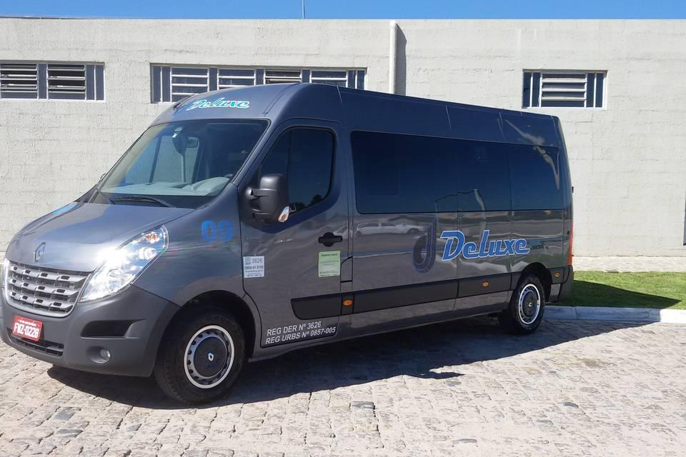 Deluxe Locadora de Vans
