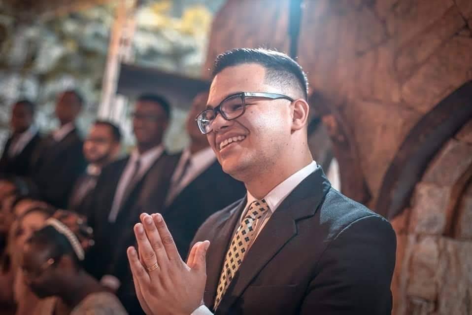Marco Aurélio - Jovem Celebrante