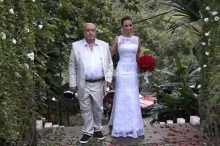 Entrada de casamento