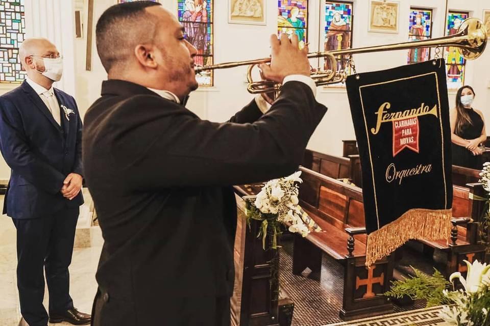 Fernando Clarinadas para Noivas