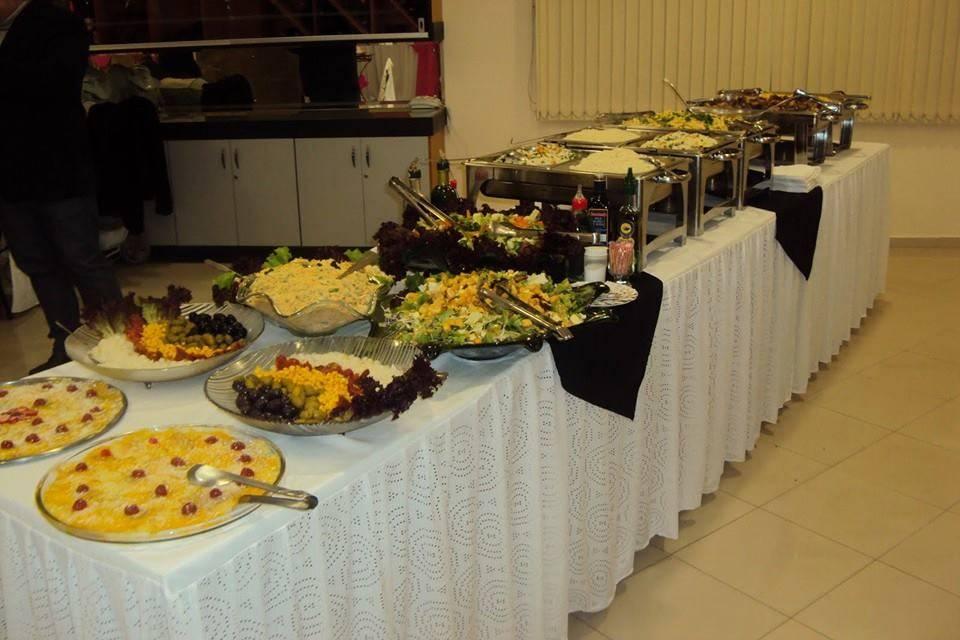 Buffet Bom Na Mesa
