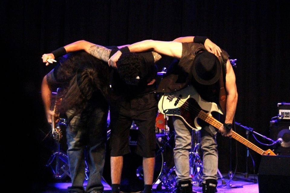 Banda Crockodilo Rock