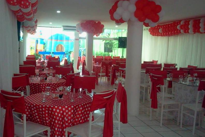 Salão de festa