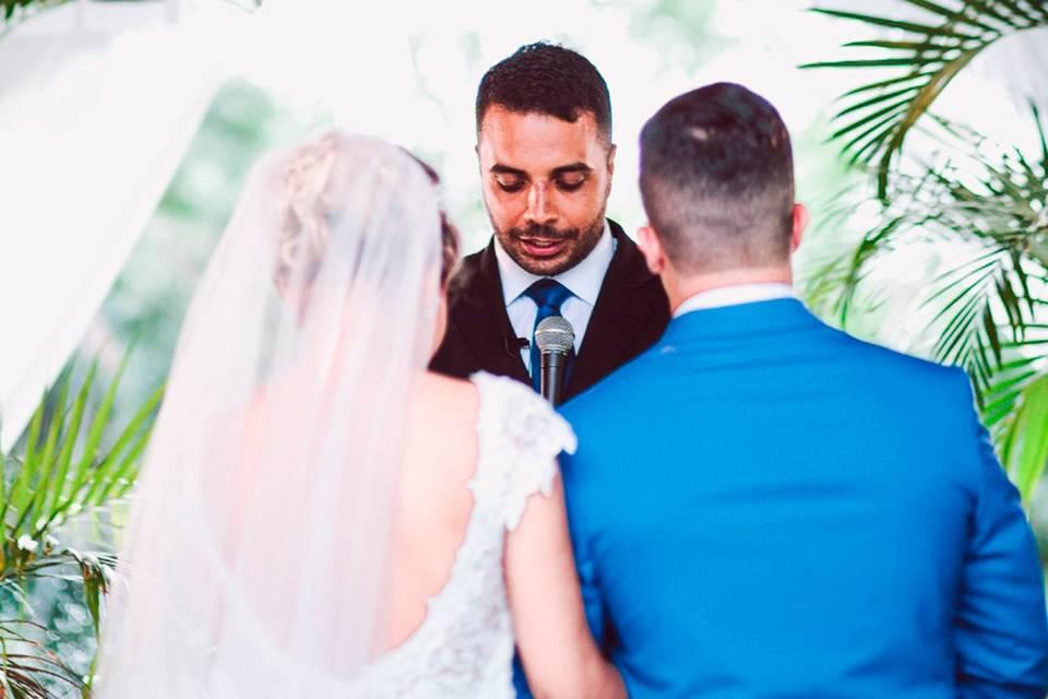 Celebrante de Casamento Rafael Lessa