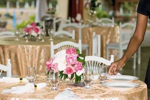 Buffet Rosé