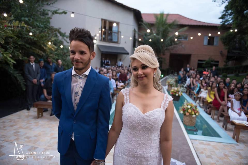 Casamento Renata e Cainã