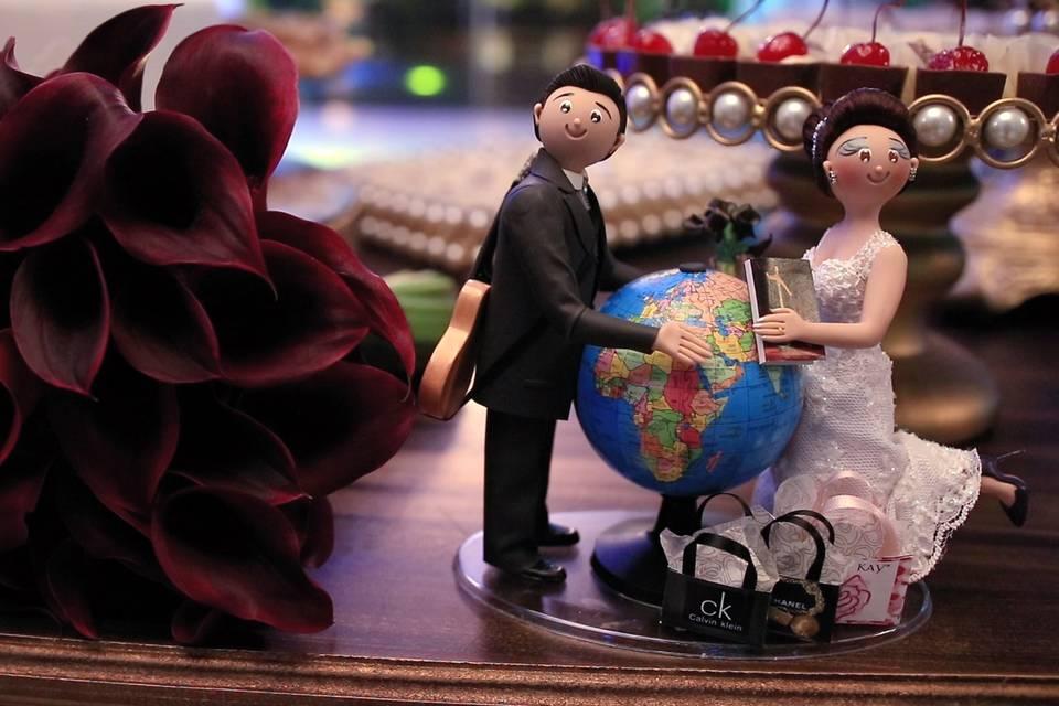 Casamento: Layane e Anderson